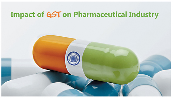 Impact of GST on Pharmaceutical Industry.