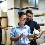 How can a warehousing solution aid in business growth ?